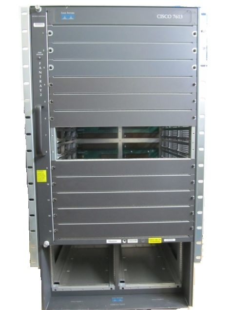 CISCO7613 Chassis, equipped with High-speed FAN2