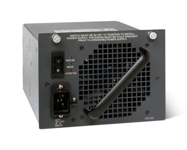 Catalyst 4500 1400W AC Power Supply (Data Only)