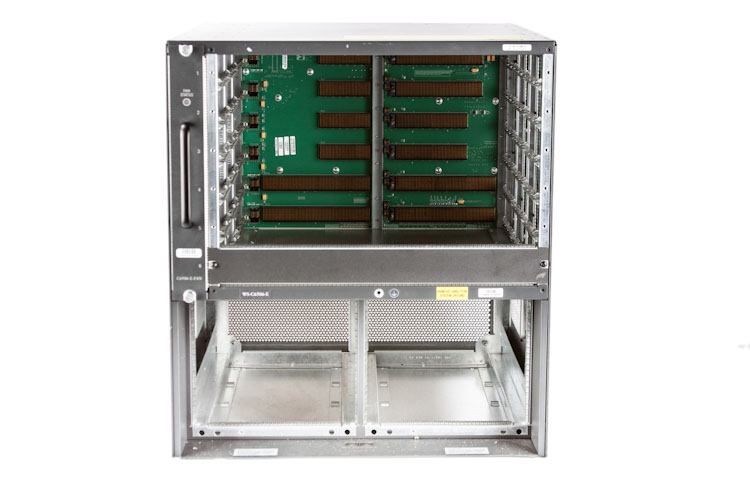 Cisco Catalyst 4500 E-Ser 10Slt Chassis,Fan,no PS,Red SupCap
