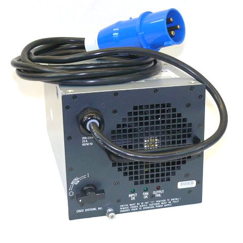 4000W AC PowerSupply, International (cable included)